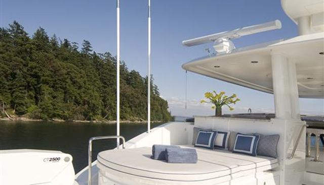 Tasia Charter Yacht - 4
