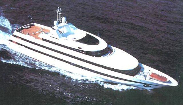 Shahnaz Charter Yacht - 2