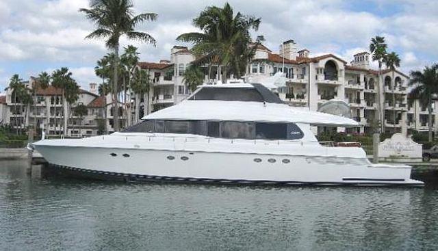 Ciao Bella Charter Yacht
