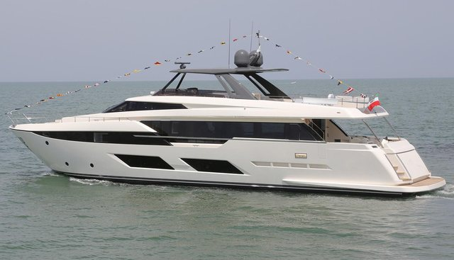 Nada Charter Yacht