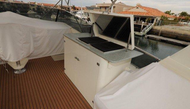 Burning Daylight Charter Yacht - 4