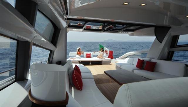 Little One Charter Yacht - 5