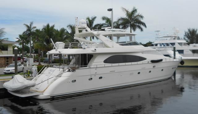 Chills Charter Yacht