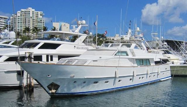 Trotter Charter Yacht