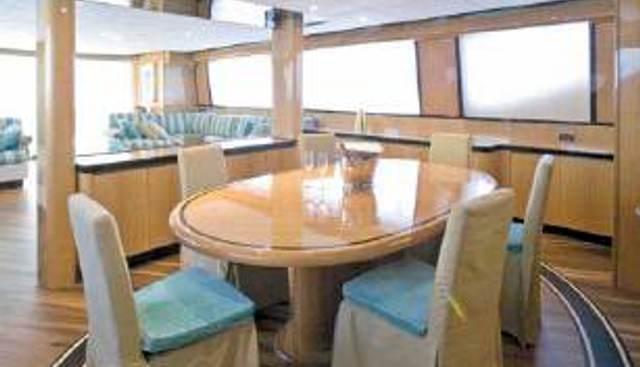 Technomarine 112 Charter Yacht - 4