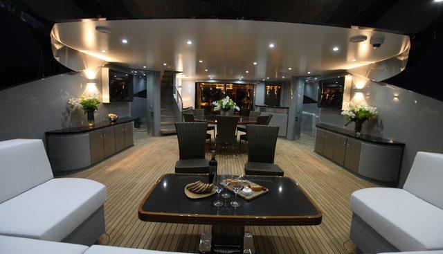 Grey Matters Charter Yacht - 7