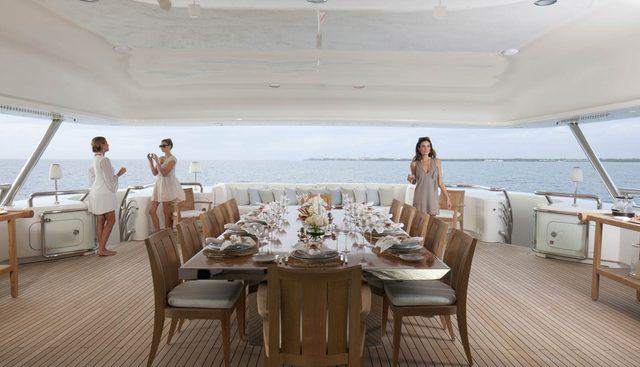 Lady E Charter Yacht - 8