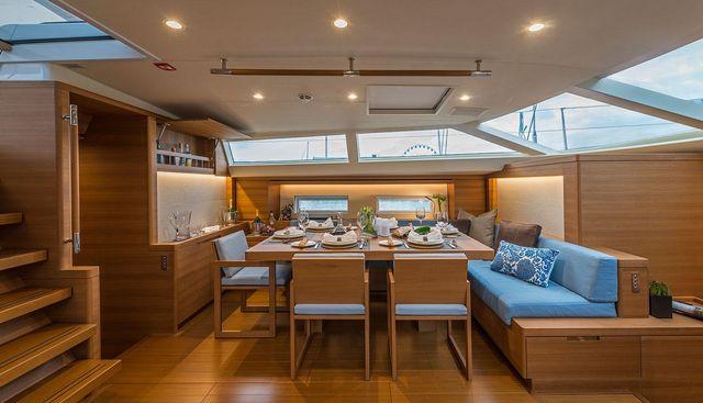 Farfalla Charter Yacht - 7