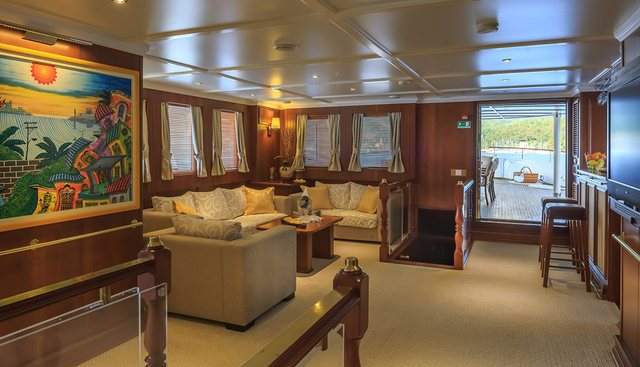 Donna Del Mare Charter Yacht - 6