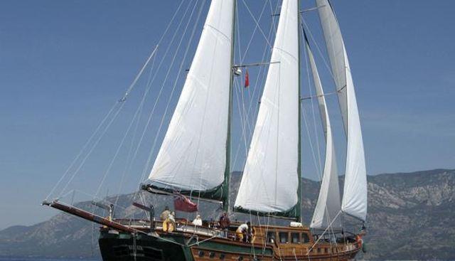 Bel Air Charter Yacht - 3