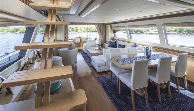 Crystal Parrot Charter Yacht - 8