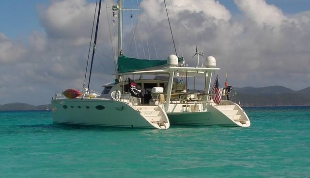 Delphine Charter Yacht - 5