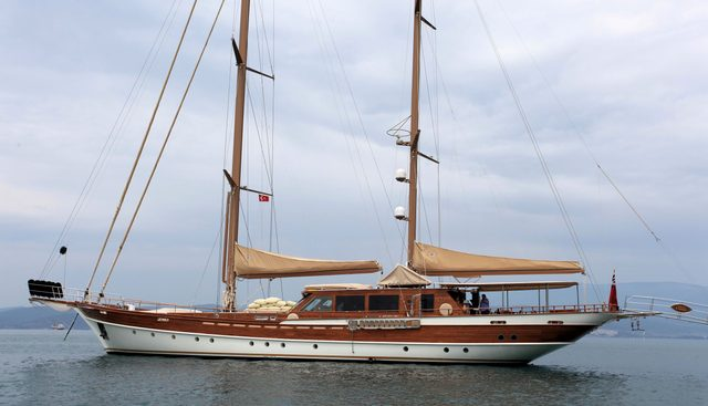 Don Chris Charter Yacht