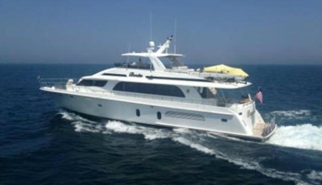 Scott Free Charter Yacht
