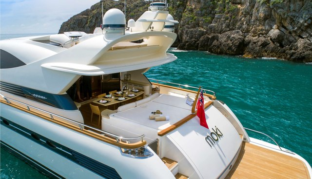 Moki Charter Yacht - 5