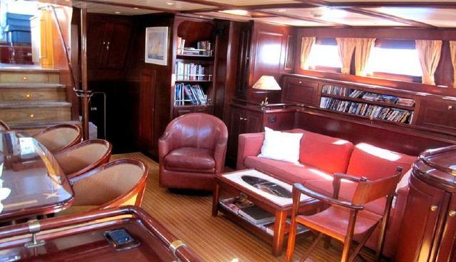 Bartabas Charter Yacht - 5