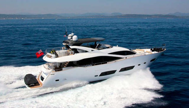 Oasis Charter Yacht