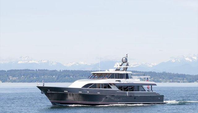 C Jewel Charter Yacht - 6