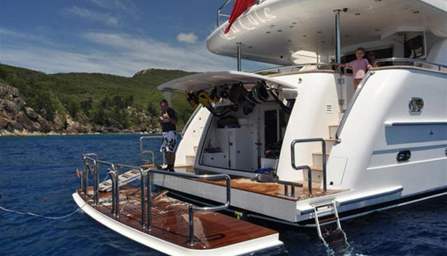 Encore Charter Yacht - 5
