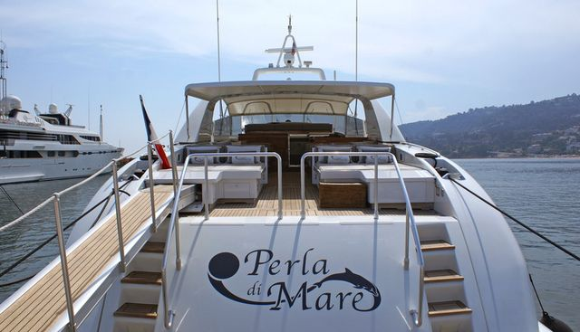 Take Off Charter Yacht - 5