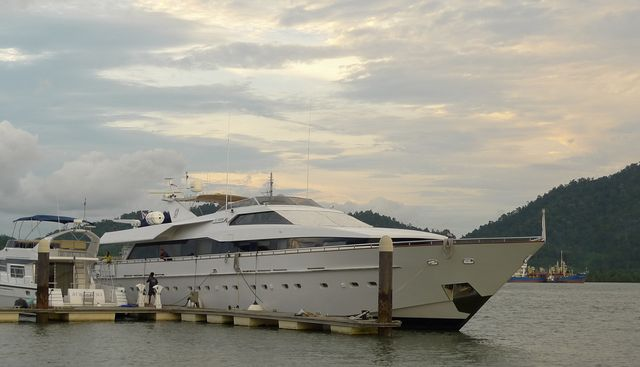 YTL Princess Charter Yacht