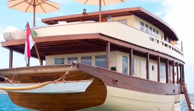 Mischief Charter Yacht - 5