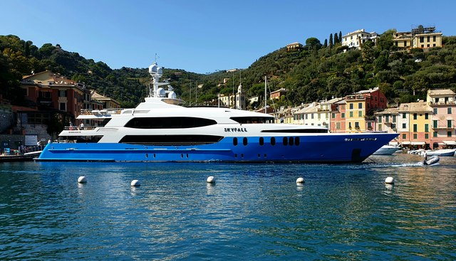 Skyfall Charter Yacht