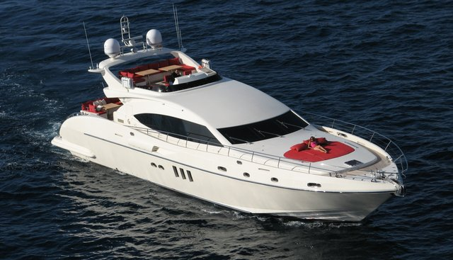 Ada Charter Yacht