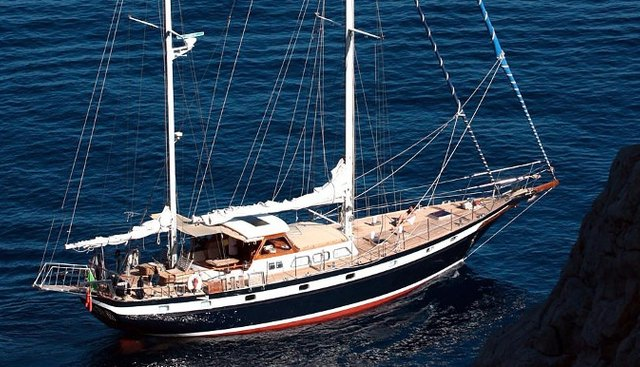Augustine Charter Yacht