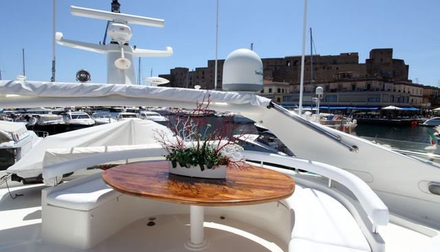 Pampero Charter Yacht - 2