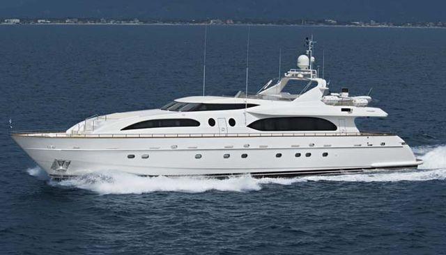 Chox Charter Yacht