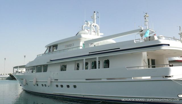 Anad 3 Charter Yacht