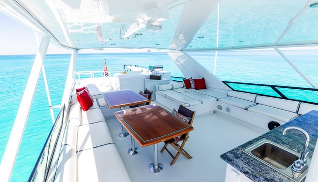 Il Capo Charter Yacht - 3