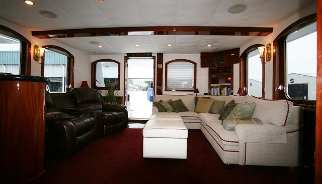 Endurance Charter Yacht - 8
