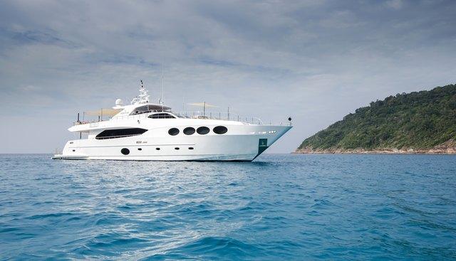 Mykonos Charter Yacht