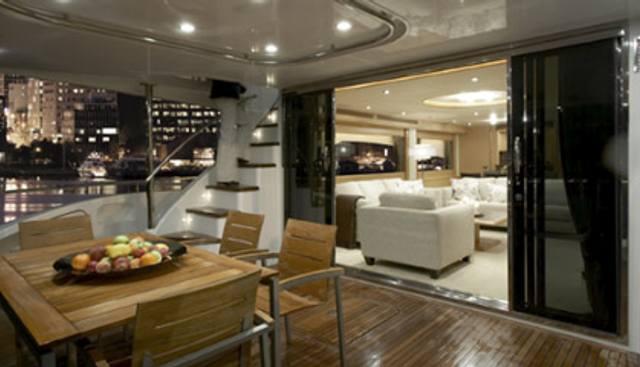 Amnesia Charter Yacht - 3