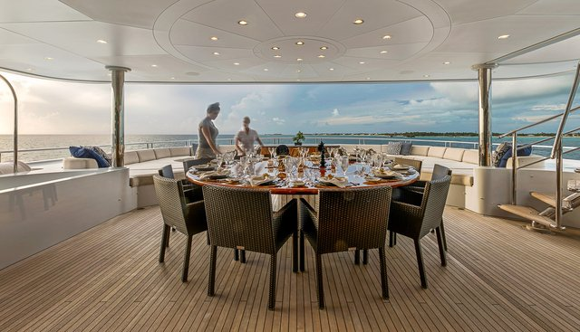 Sovereign Charter Yacht - 4