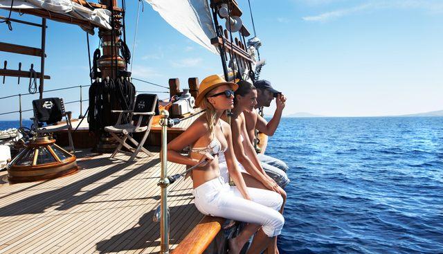Prince Of Athens Charter Yacht - 4