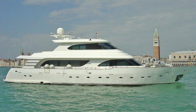 Princess Anna Dukaj Charter Yacht - 2