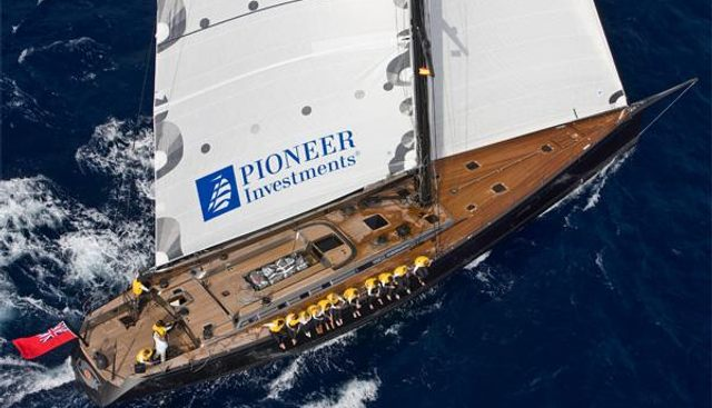 Woodpecker Cube Charter Yacht