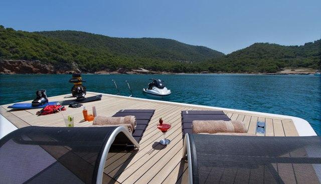 Mabrouk Charter Yacht - 6
