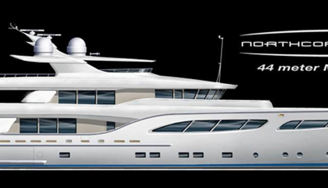 Northcoast 44 Meter MY Charter Yacht