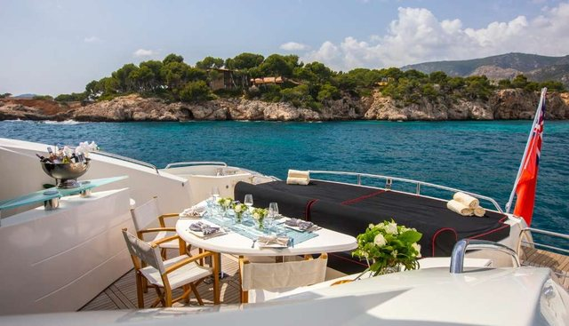 Exceso Charter Yacht - 2