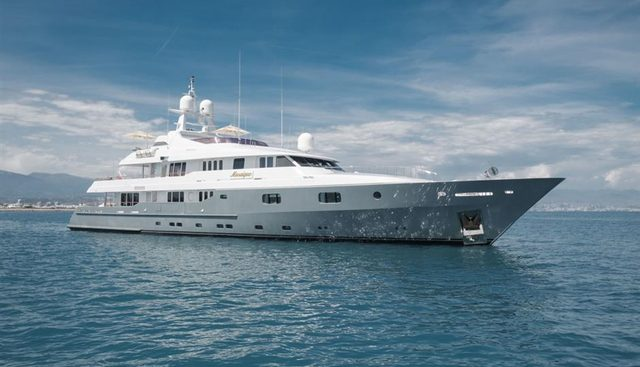 Mosaique Charter Yacht
