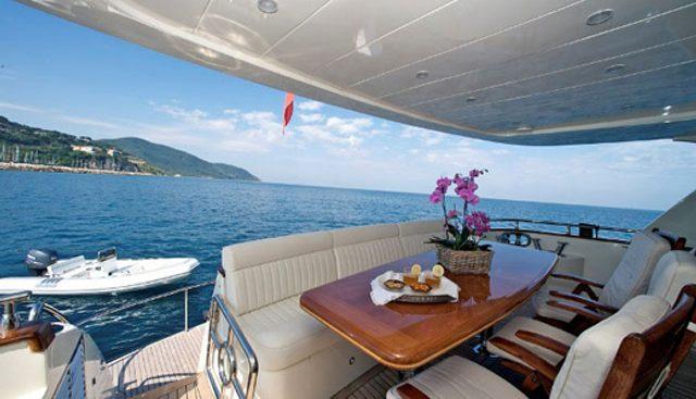 Ariston Five Charter Yacht - 4