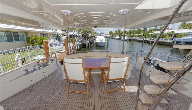 Conundrum Charter Yacht - 7