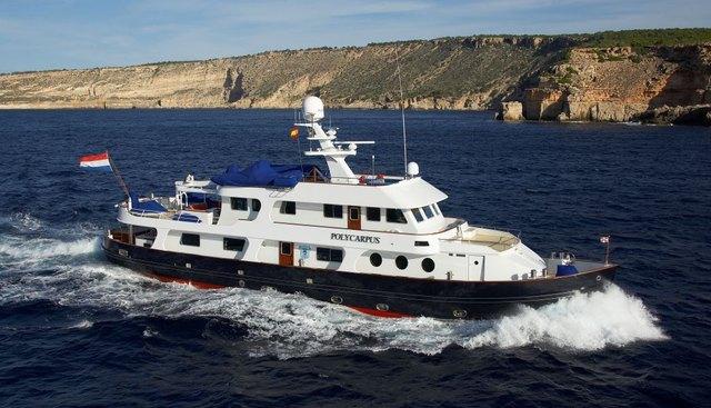 IBI Charter Yacht