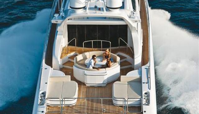 Mangusta 105 Charter Yacht - 4