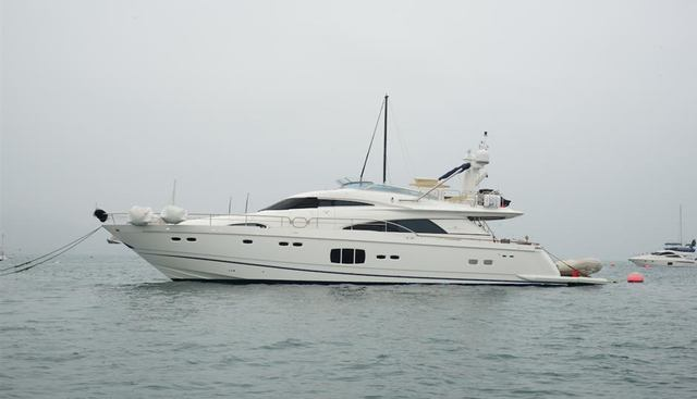 Mares Charter Yacht - 6