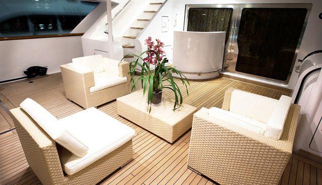 Mistress Charter Yacht - 5